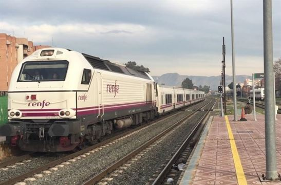Transfers to Murcia Train Station